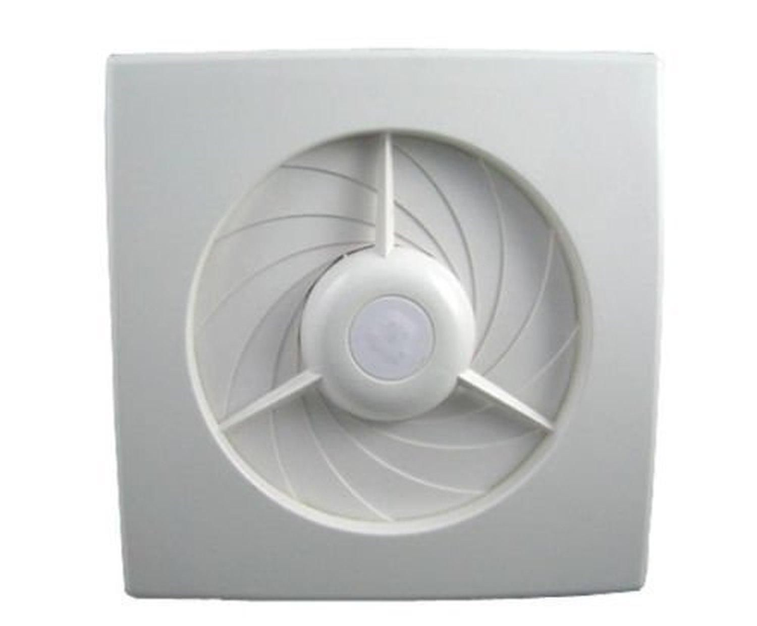 4 6 inch extractor exhaust fan window wall kitchen for Bathroom extractor fan