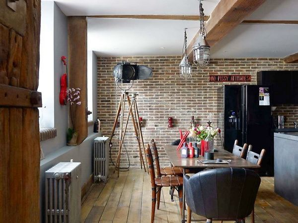Victorian warehouse in bermondsey design interior architecture