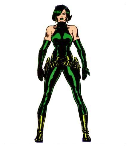 marvel comics viper