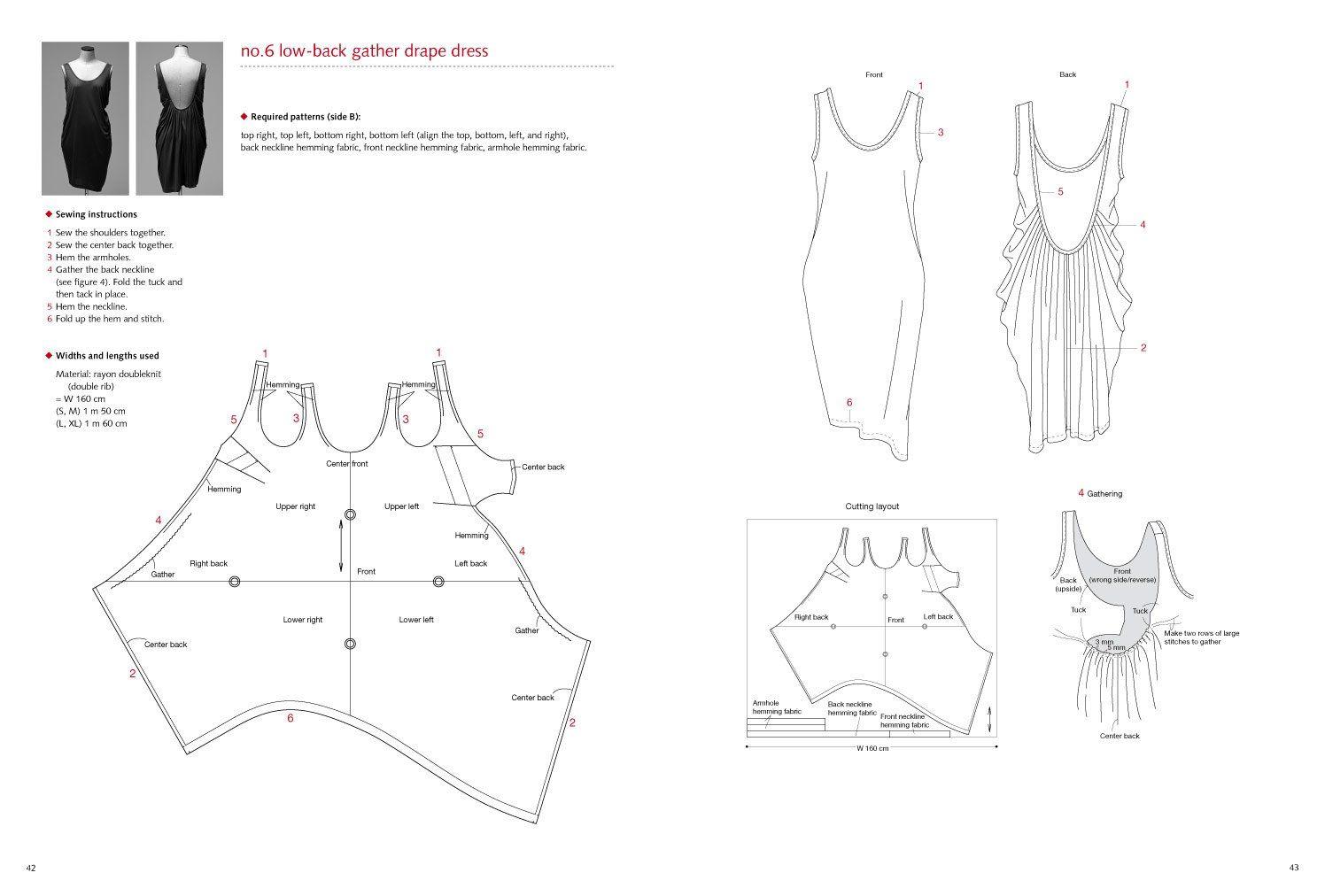 Drape Drape: Hisako Sato: 9781856698412: Amazon.com: Books   Pattern ...