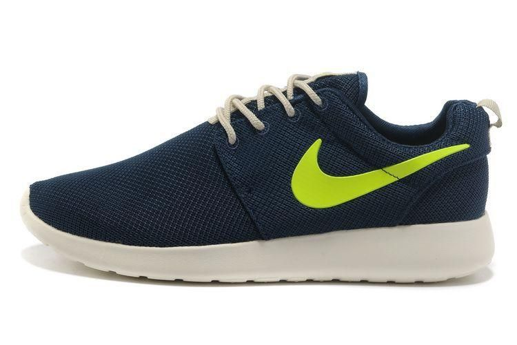 nike roshe one wit heren