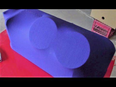 How To Fiberglass Dash Speaker Pods Door Panels Sub Box Etc Step By Step Box Chevy Caprice Youtube Speaker Box Car Speaker Box Car Speakers Diy
