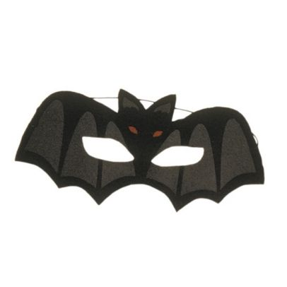 r ves merveilles fancy dress felt batman mask d guisement masque de batman en feutrine. Black Bedroom Furniture Sets. Home Design Ideas