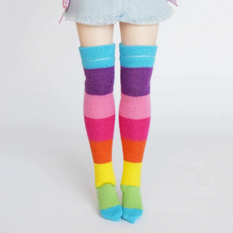 Stocking For Blyth Azone OB Barbies Doll Sock Clothes Cotton Stockings 1 Pairs