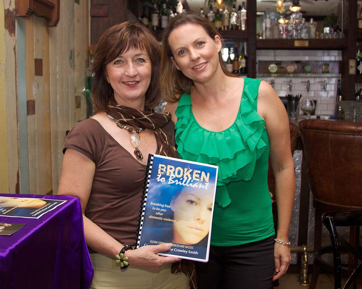 Check out Kate's pre-launch of Broken to Brilliant, an amazing book featuring unique strategies for women to rebuild successful lives. Read more http://www.westendmagazine.com/broken-to-brilliant/ #4101 #WestEnd #Brisbane #BrokentoBilliant
