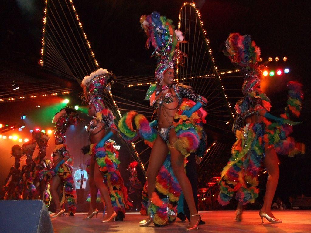 Club Tropicana, Havana Haydn Blackey/Flickr   Cubana