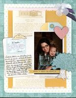 A Project by nicolemartel from our Scrapbooking Gallery originally submitted 01/01/13 at 08:22 PM