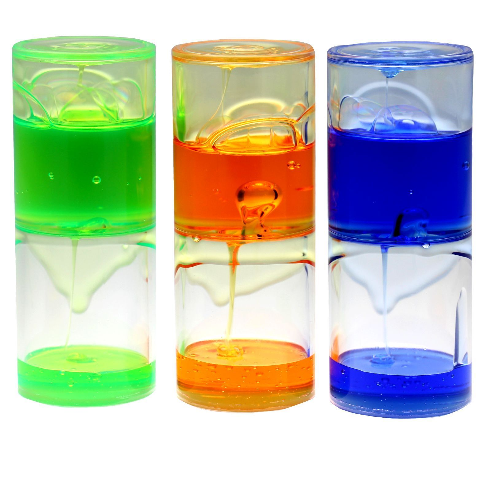 Sensory Liquid Jelly Ooze Tube Autism SEN in Toys & Games