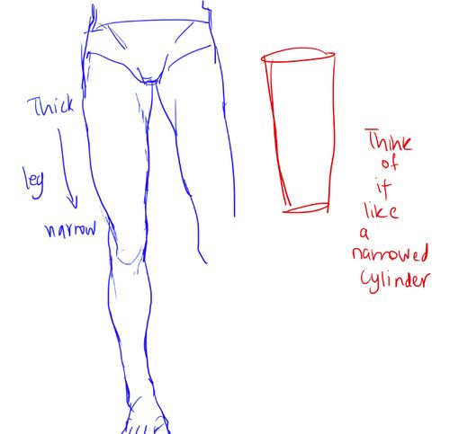 Pin By Ladyotaku On Anime Male References Art Reference Drawing Legs Drawing People