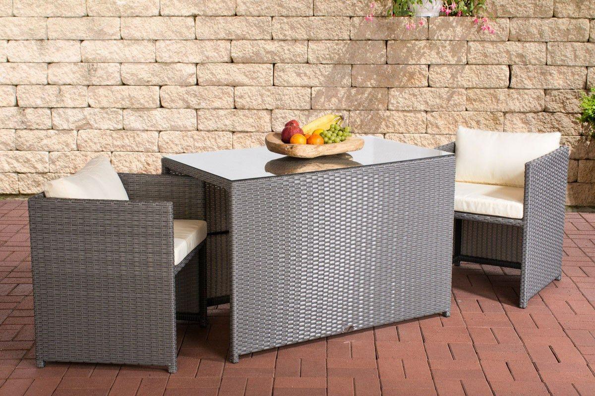Design 42 Zum Rattan Sitzgruppe Balkon