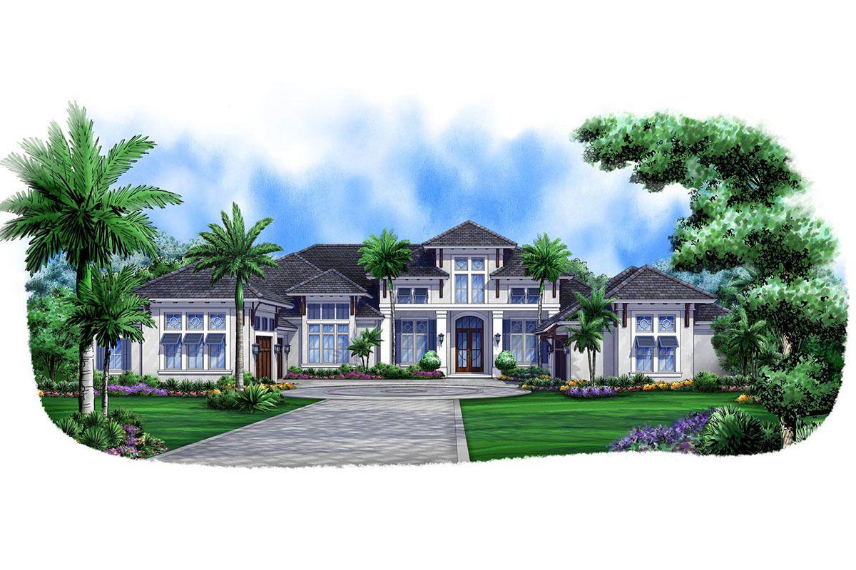 plan 66322we luxury home plan with impressive features en