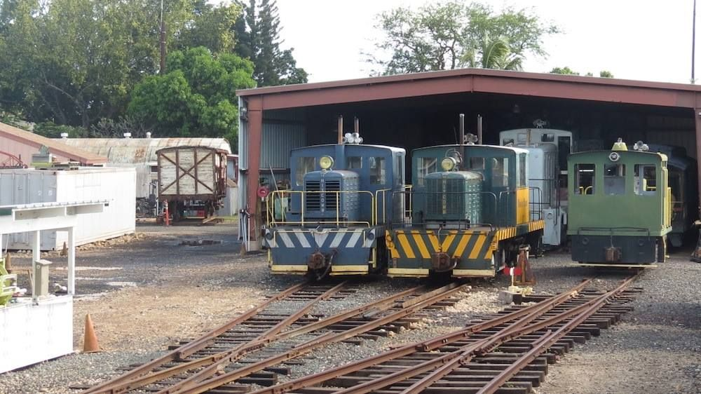 Pin by Mike Case on Oahu Railway & Land Co. Train