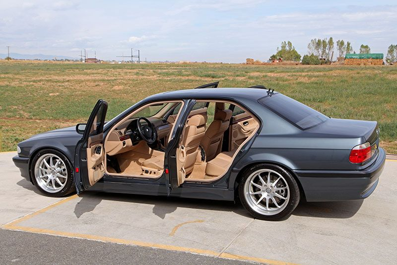 2001 BMW 740i M Sport | E38 | Pinterest | BMW and Cars