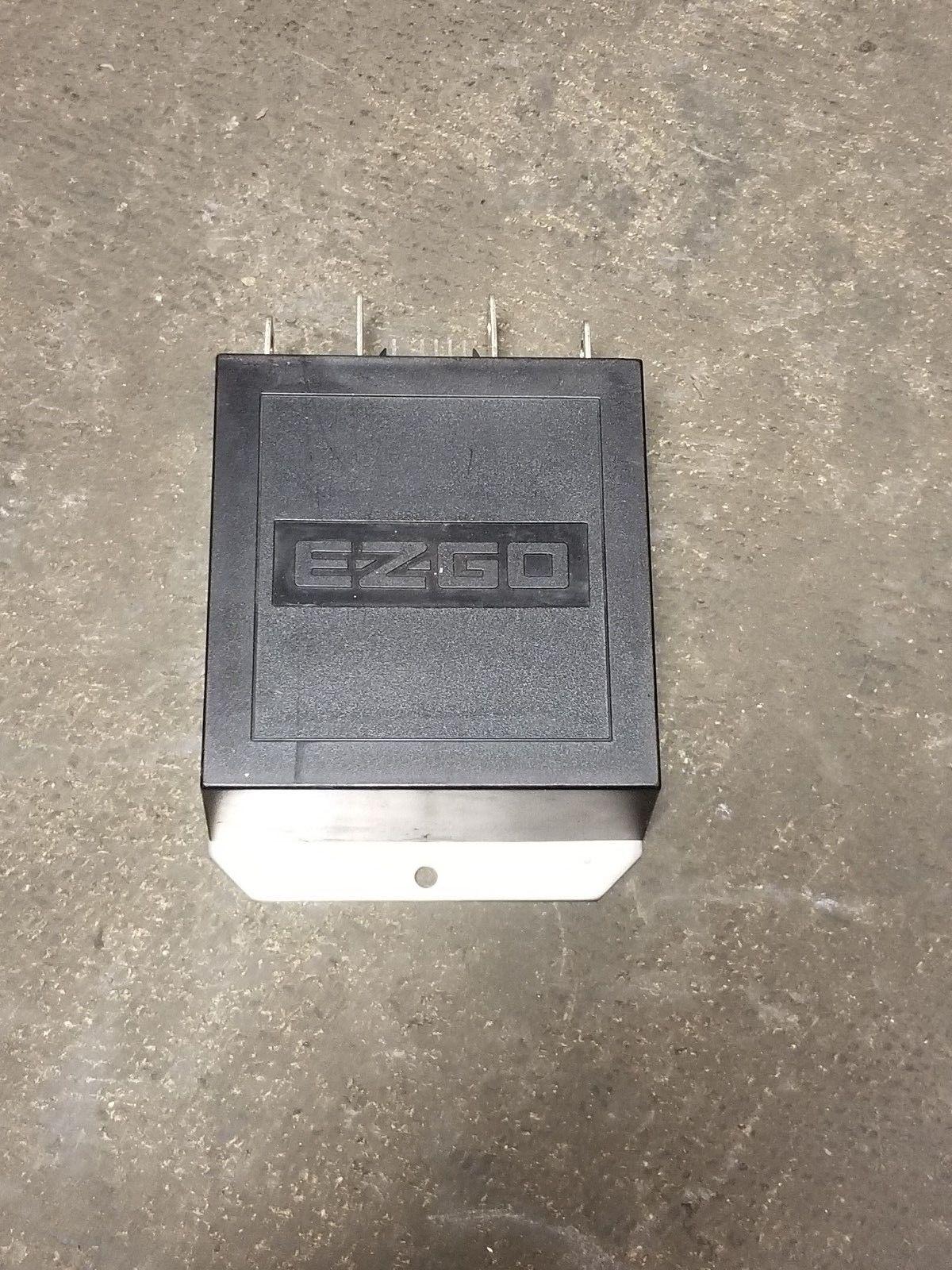 medium resolution of ezgo curtis 36v 36 volt motor controller txt series 1206 5 pin golf cart car forklift parts and accessories