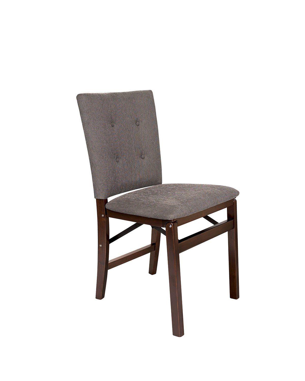 Excellent Stakmore Parsons Folding Chair Espresso Frame Jax Fabric Pabps2019 Chair Design Images Pabps2019Com
