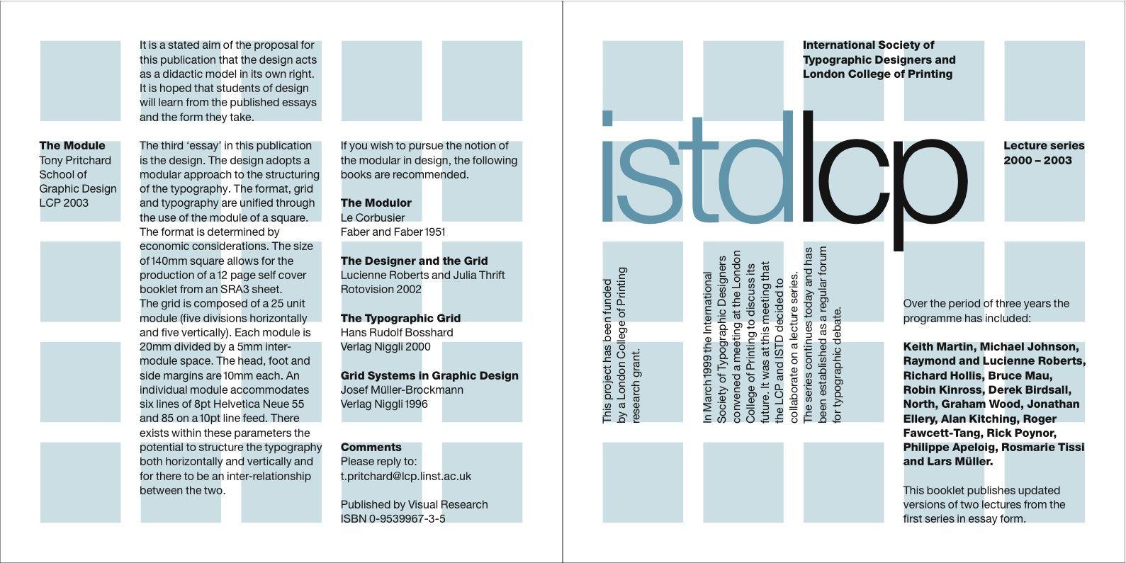 Poster design grid - Editorial Design