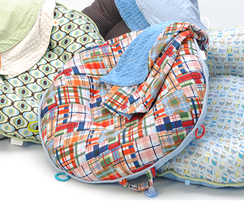 Meet the newest tummy-time floor pillow for babies (then wonder ...