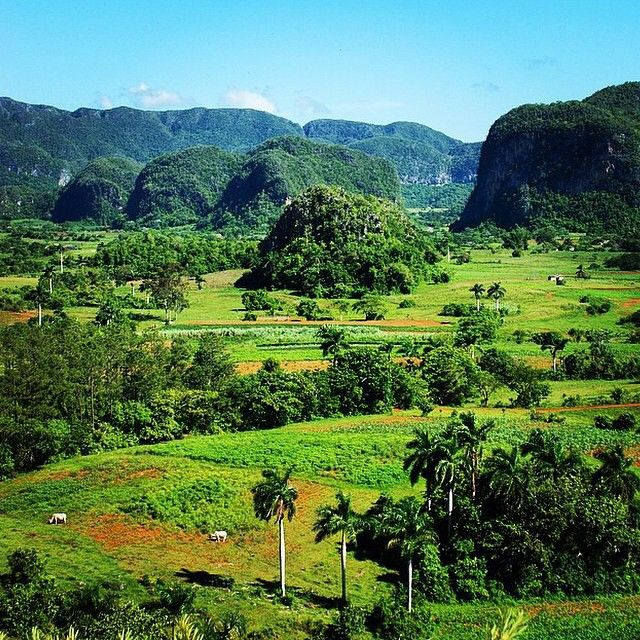 Valle de Viñales. #Cuba