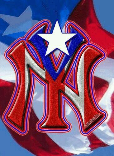 Pin By Ifindviral On Yankees New York Yankees Logo Yankees Logo Puerto Rico Art