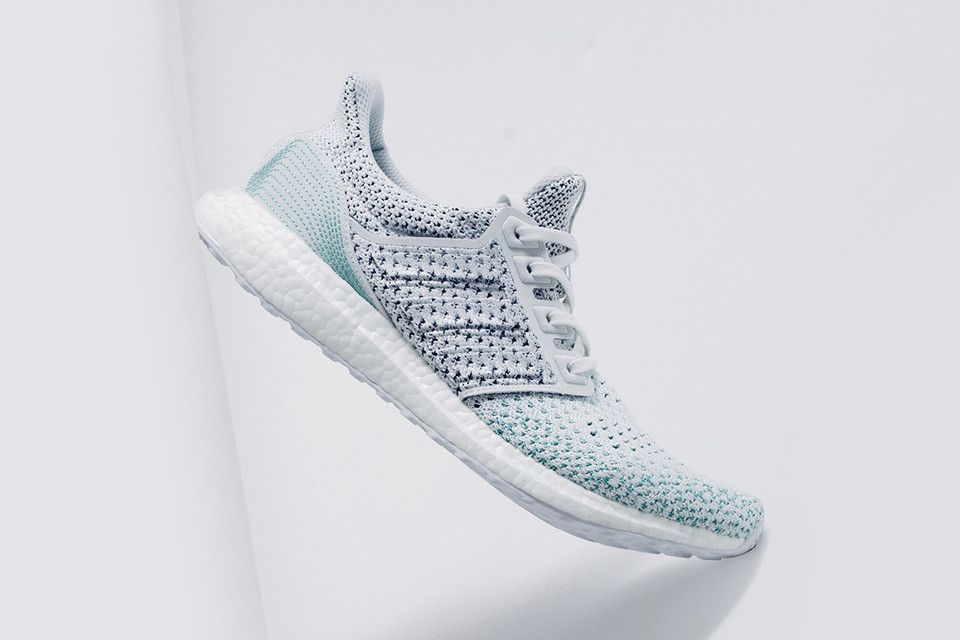e20e2bb21a581 The Parley x adidas UltraBOOST 4.0 LTD Is Available Now