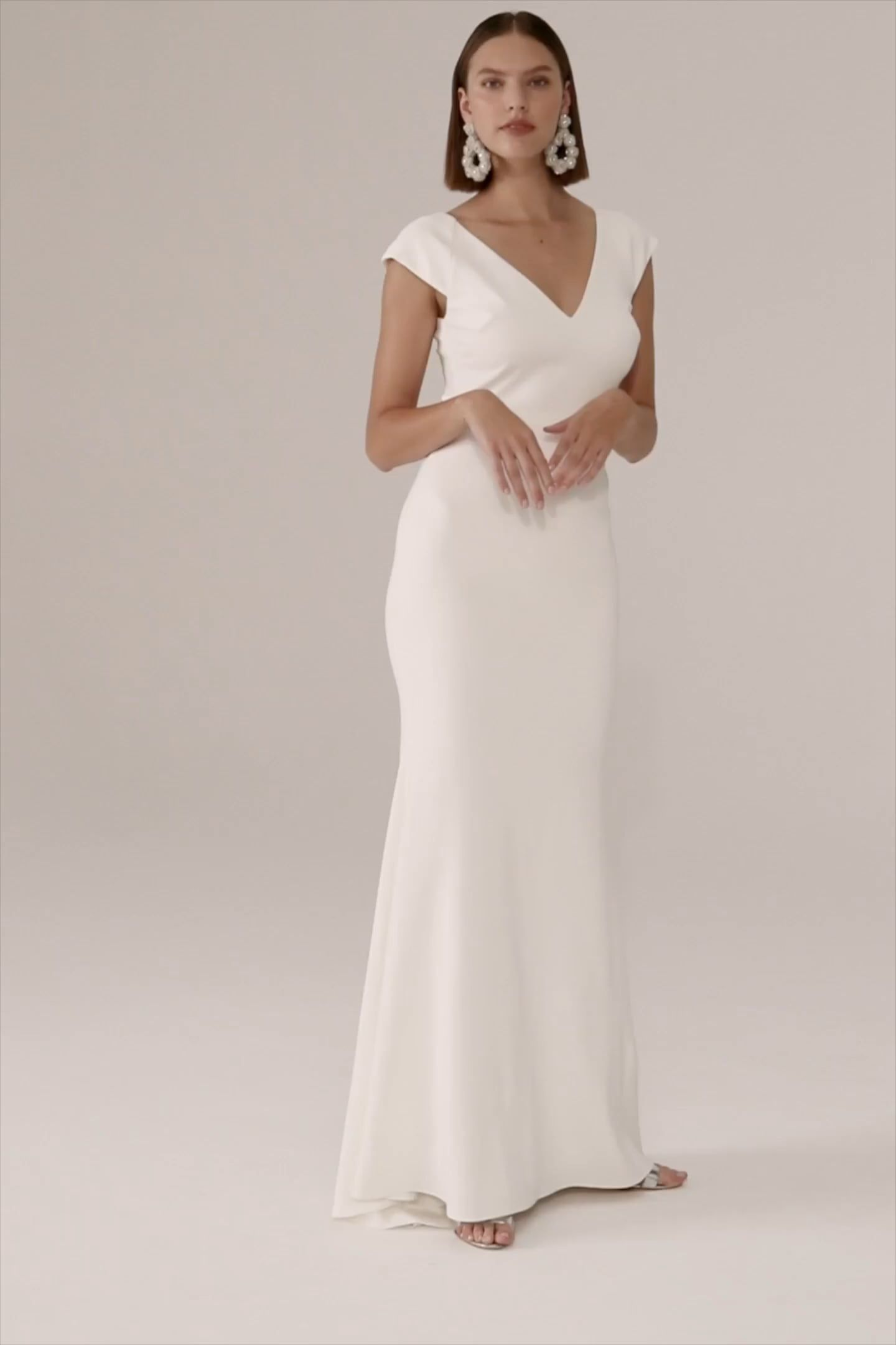 Badgley Mischka Sawyer Gown Gowns Bridal Outfits Dresses