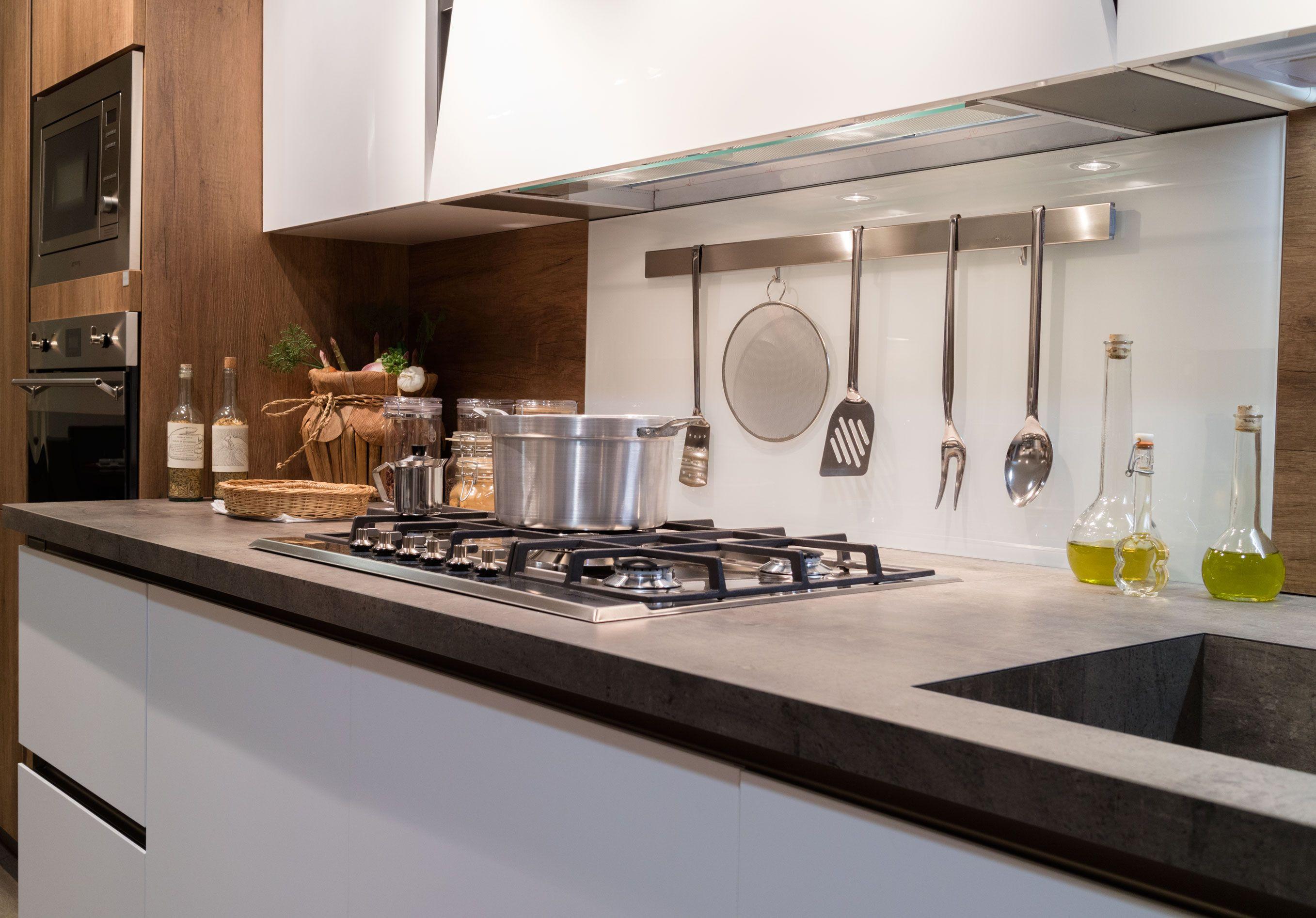 Cucina pianohpl hpl laccato moderno contemporaneo vintage