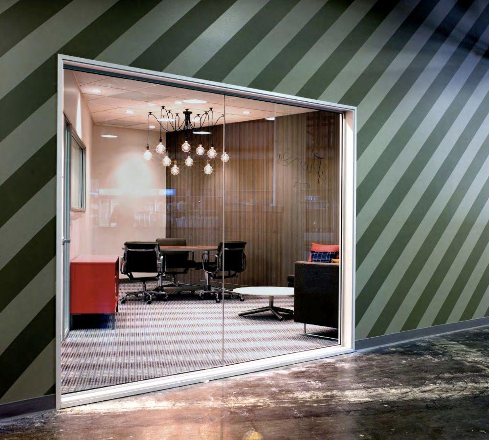 Facebook Offices O A Studio Design Office Interior Design