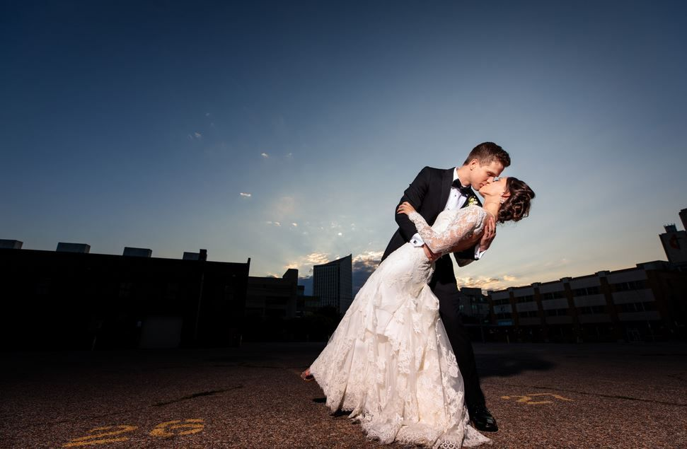 Wedding Kiss  Affordable wedding photography, Wedding photography