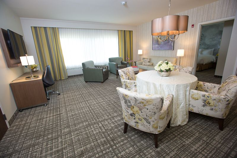 New Luxury Suites At The Courtyard By Marriott In Springfield Pa