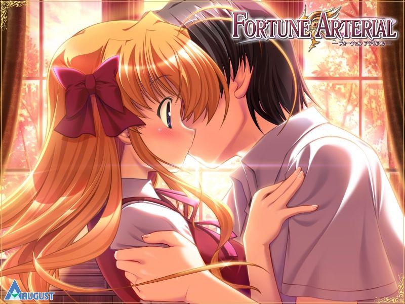 Hot Anime Boy Girl Cute Kiss Anime Guys Shirtless Cute Kiss