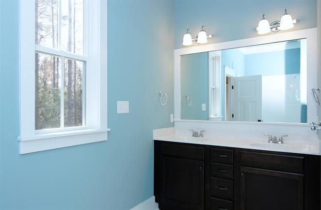 White cultured marble top | Bathroom mirror, Framed ...