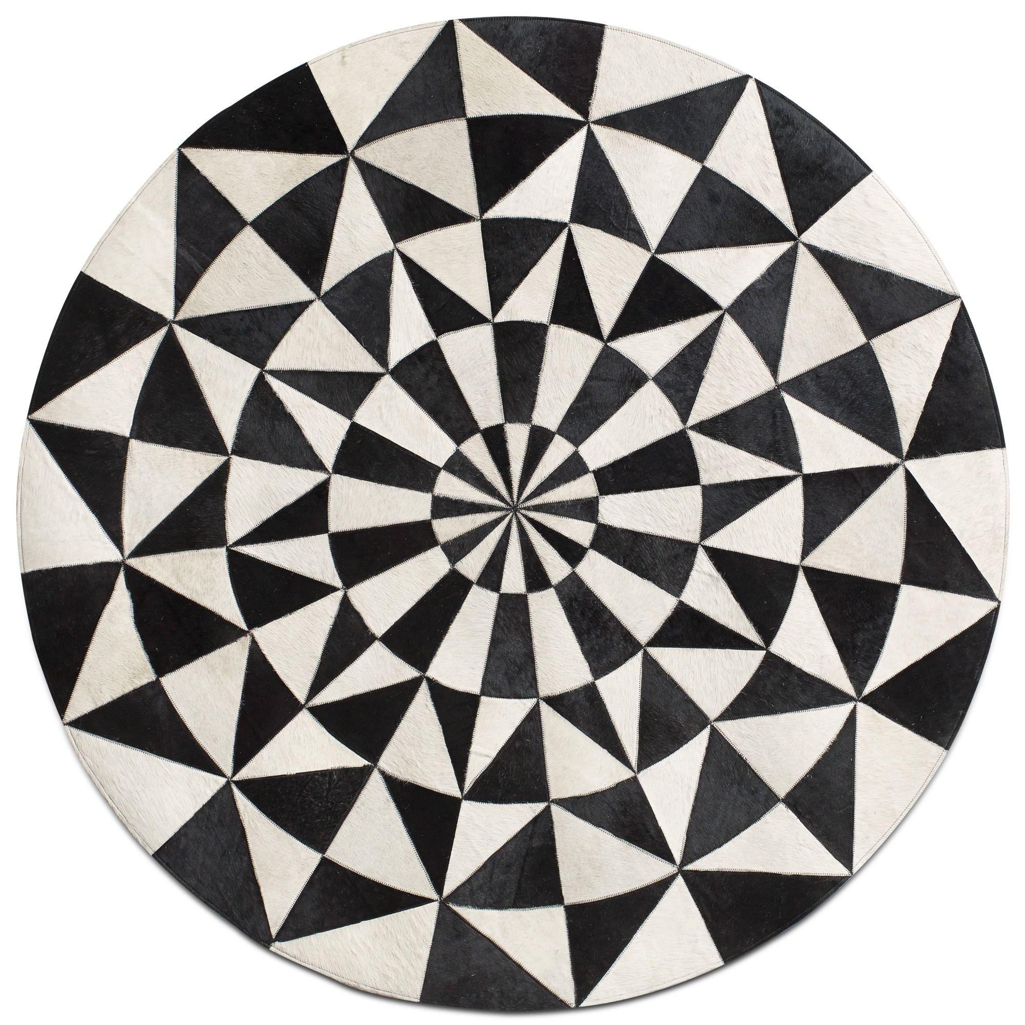 cm diameter leather contemporary round rugs  quality from  - contemporary round rugs  quality from boconcept