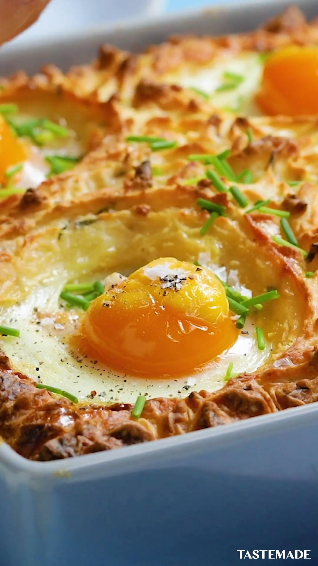 Breakfast Shepherd's Pie
