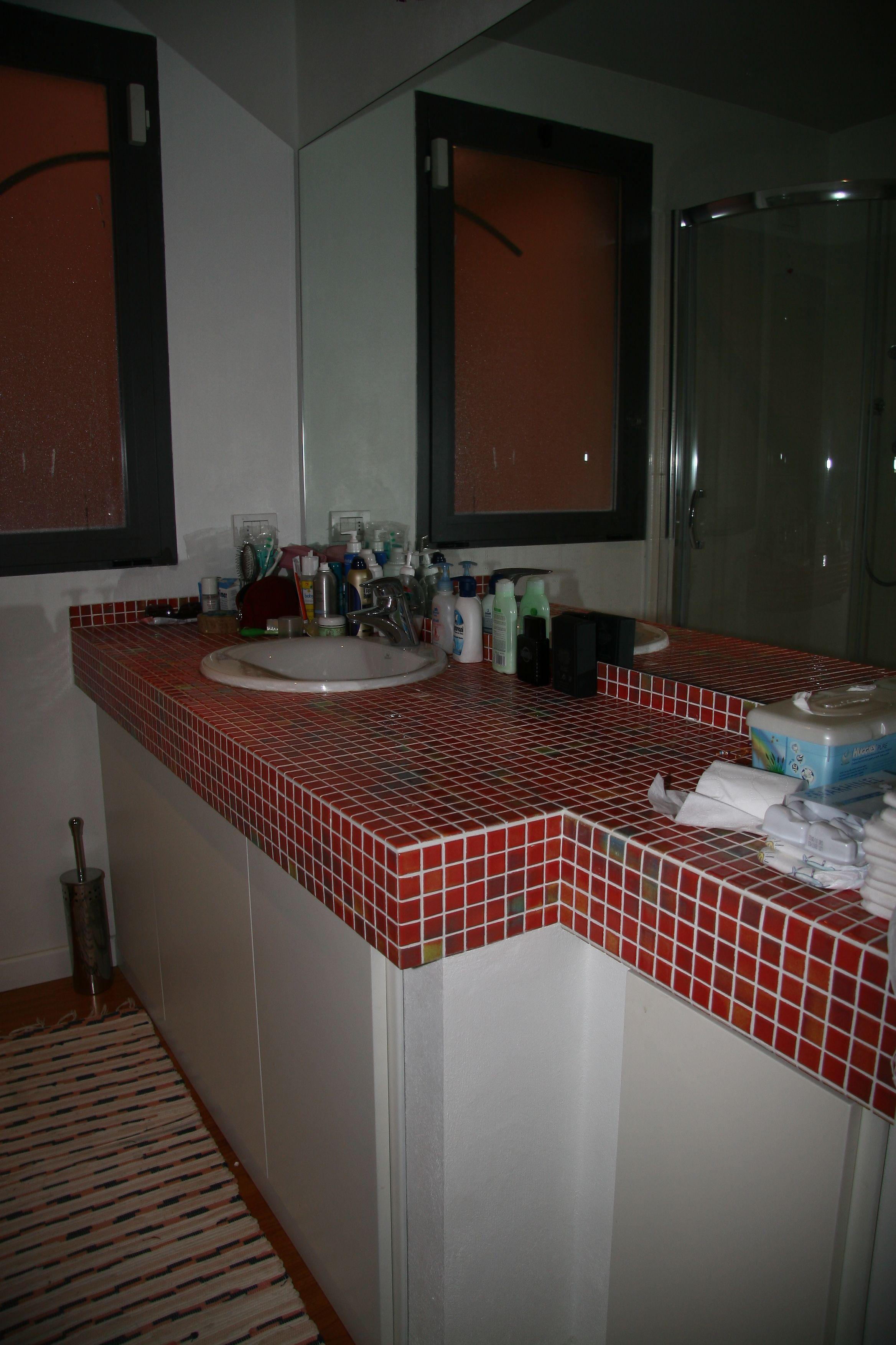Mobile Per Lavabo Cucina mobile bagno in muratura fai da te