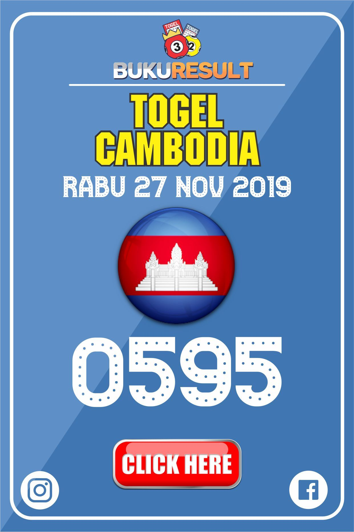 Togel Cambodia 2019 : togel, cambodia, Angka, Keluar, Kamboja