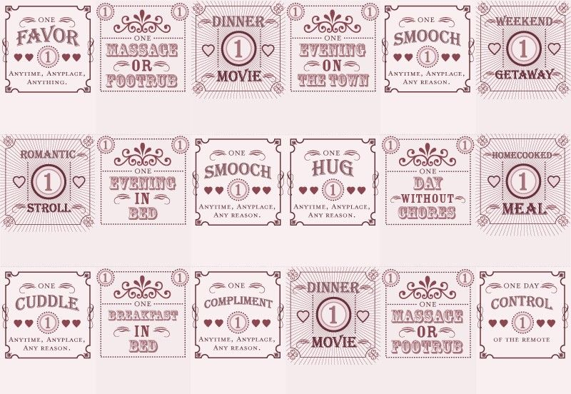 make your own printable coupons
