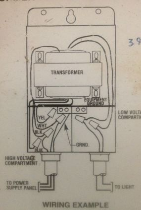 Intermatic Transformer Wiring Diagram | am trying to connect a photo ...