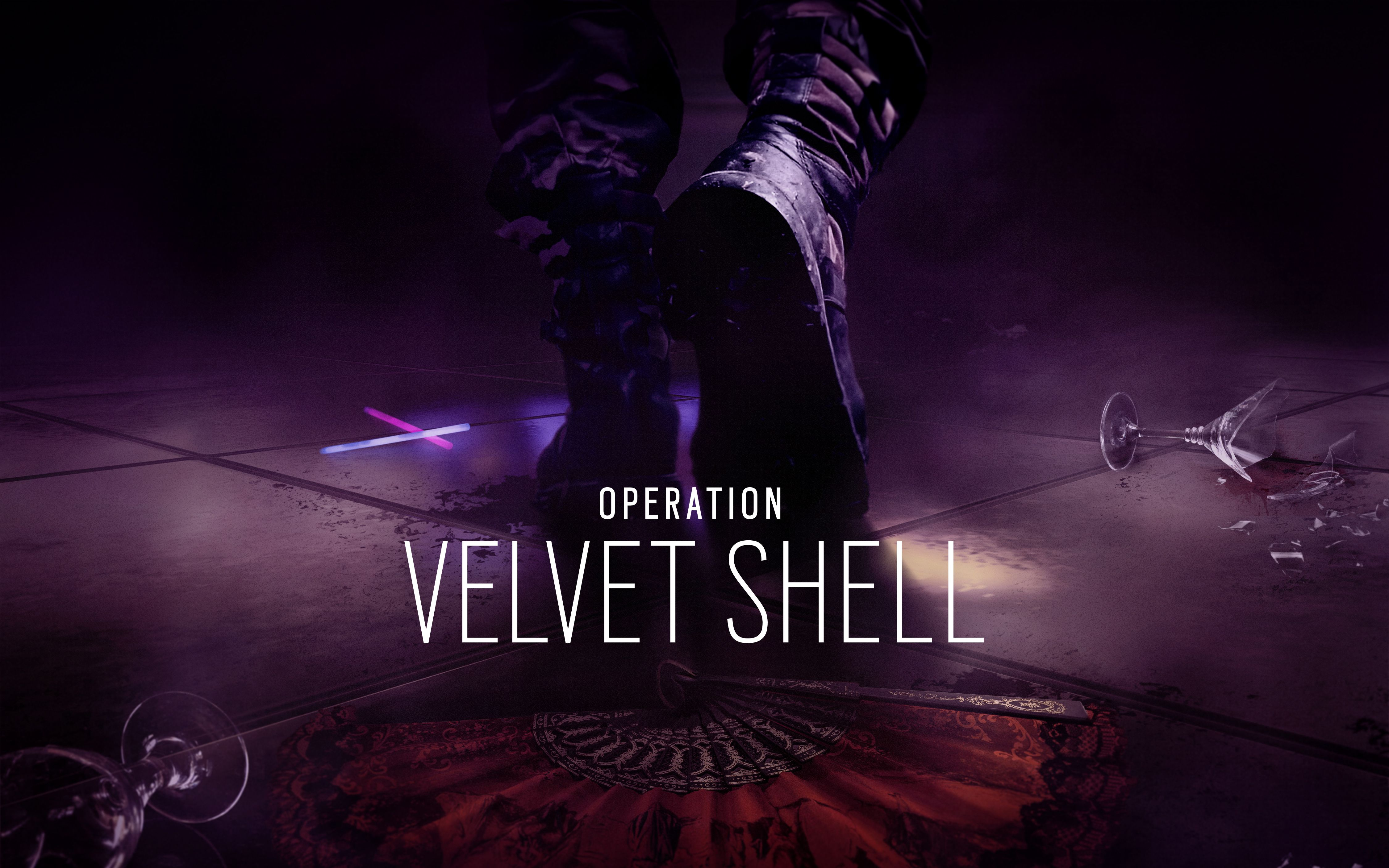 Rainbow Six Siege Operation Velvet Shell 4k Velvet Wallpaper