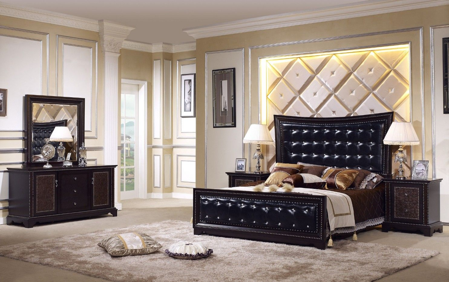 Your Guide To Bedroom Suites Bedroom Suites, Bedroom Decorating Ideas,  Bedroom Ideas, Modern