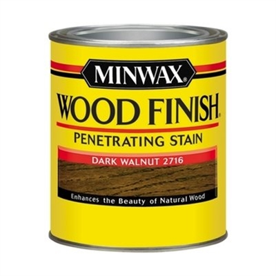 Minwax Interior Stain Wood Finish Oil Based