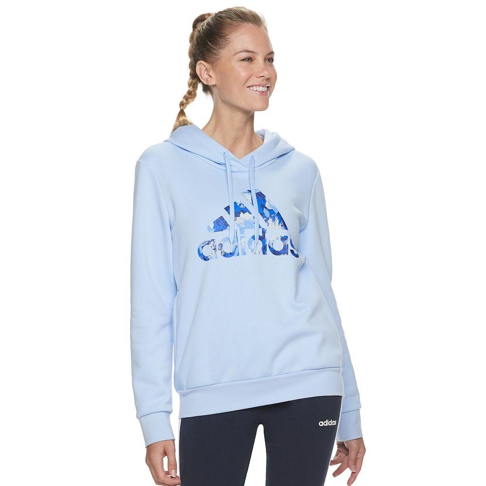 Women S Adidas Badge Of Sport Floral Hoodie Floral Hoodie Adidas Women Hoodies [ 1000 x 1000 Pixel ]