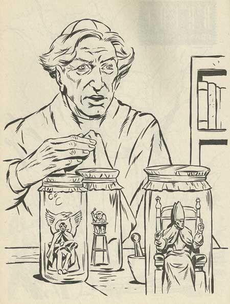 vintage - The Bride of Frankenstein coloring book - homunculi - http ...