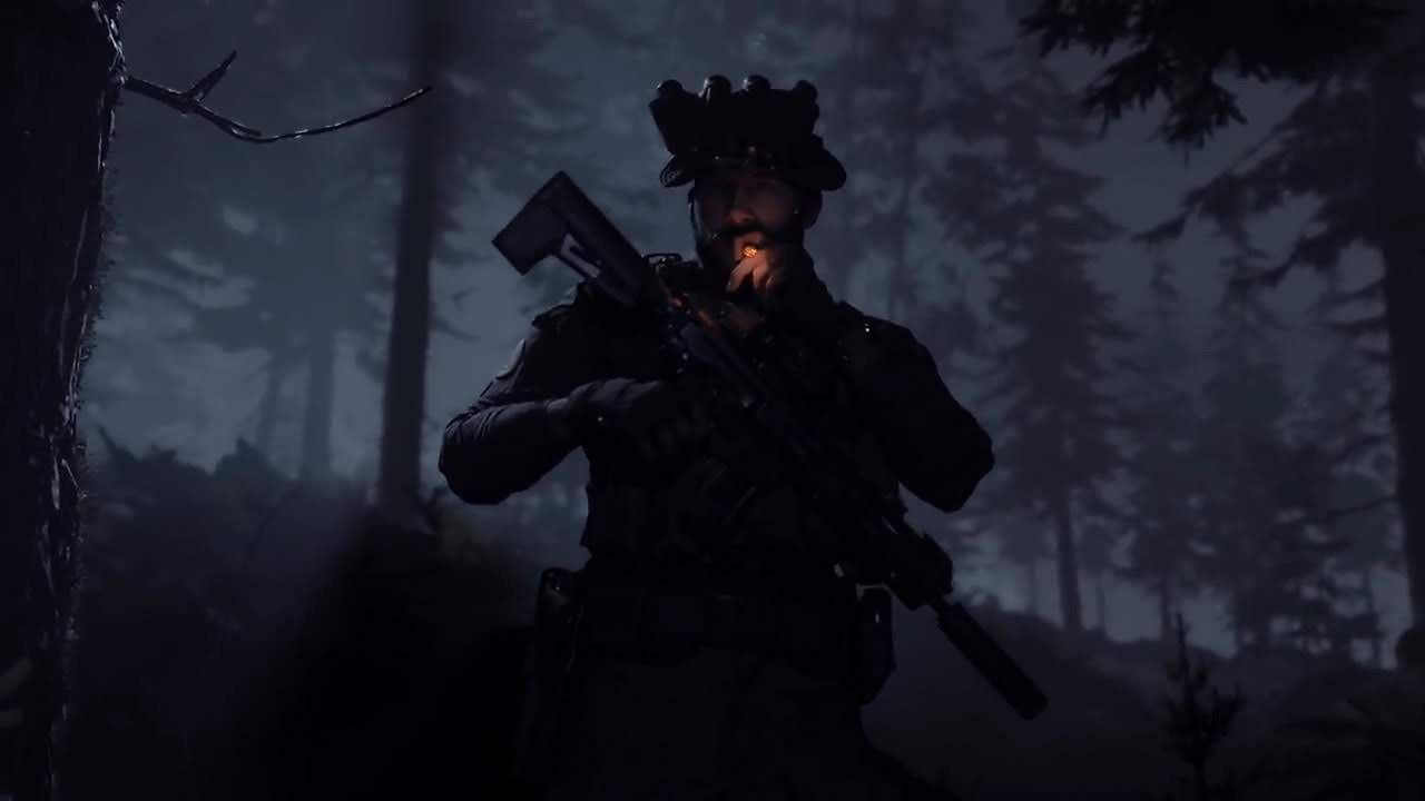 Goin Dark Modern Warfare Call Of Duty Warfare
