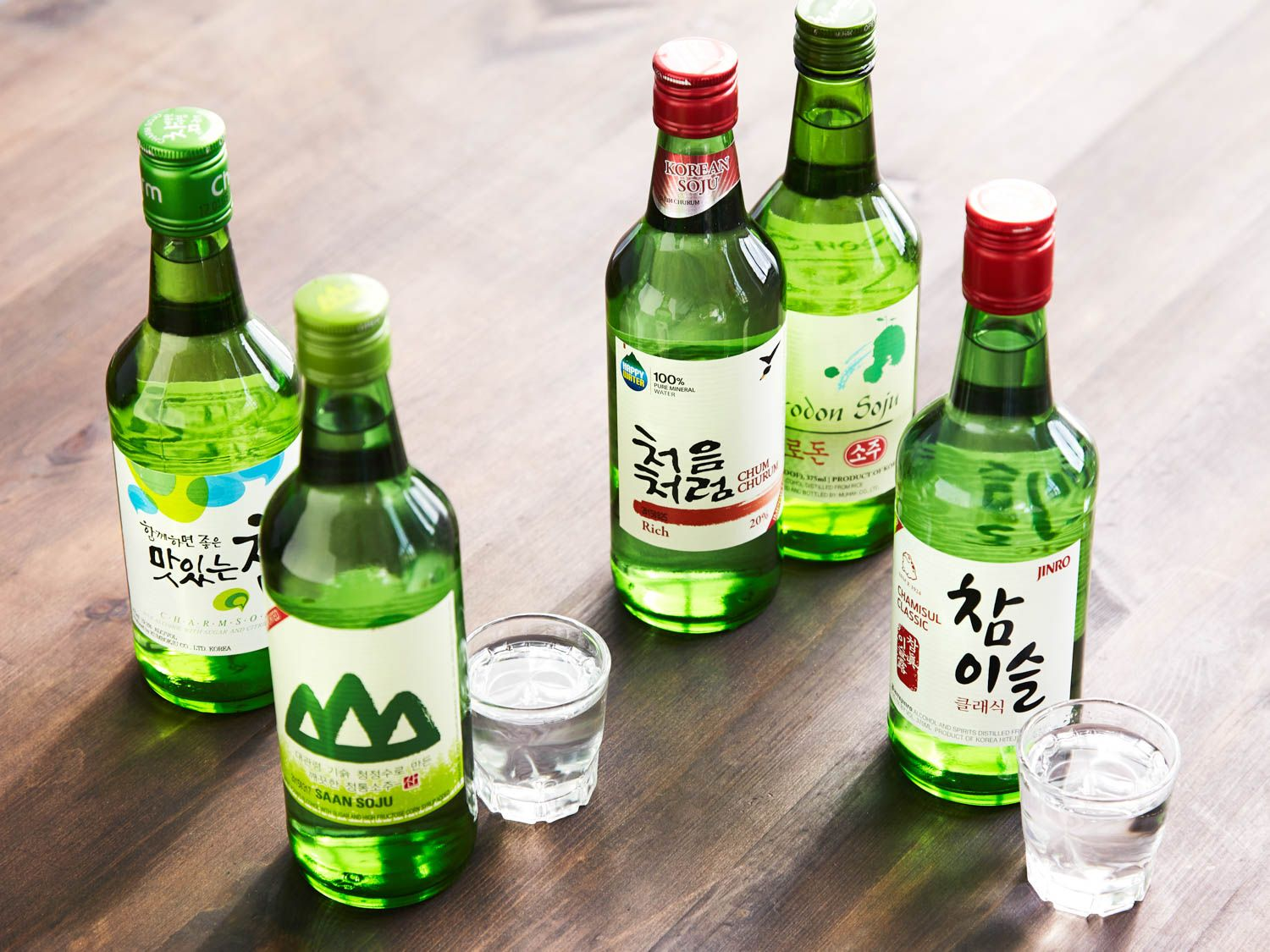 What Is Traditional Soju A Spirited Debate Soju Drinks Soju Alcohol Drinks