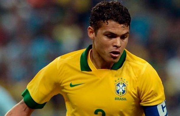 2014 World Cup - #WorldCupRank: No. 12 Thiago Silva of ... |Thiago Silva Footballer 2014