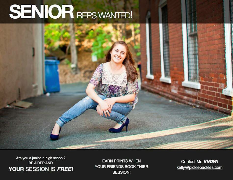 Custom senior portraits! Forget the stuffy and posed portraits, GO GORGEOUS!  wwwpicklepackles.com