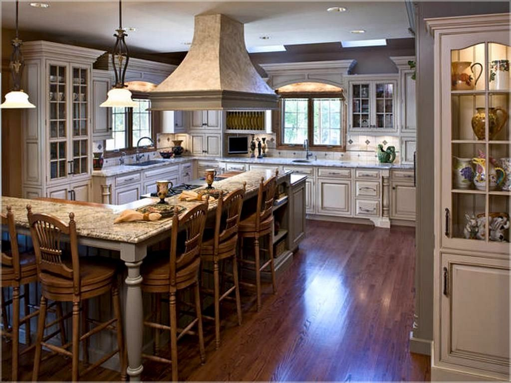 U Shaped Kitchen With Island Bench 2 Tier Kitchen Island Ideas Kitchenislandideas Best Kitchen Layout Kitchen Island With Seating Kitchen Design Styles