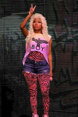 Pin by Kache on Nicki Pinterest - nicki minaj halloween ideas