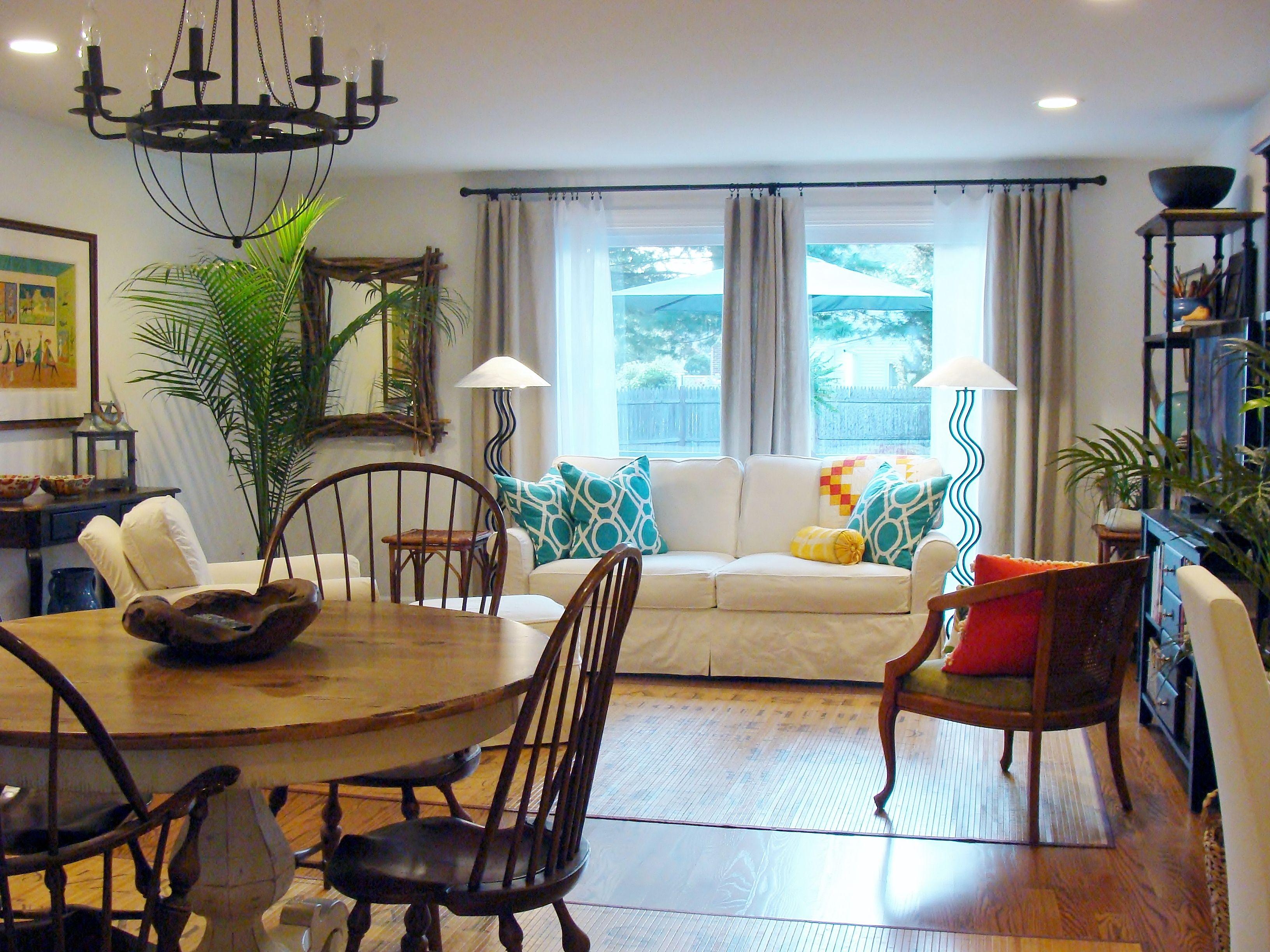 Living/Dining Area   Small condo living, Room inspiration ...