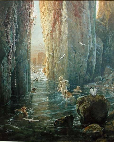 Gorge Jany | Art de la renaissance, Belles peintures, Oeuvre d'art